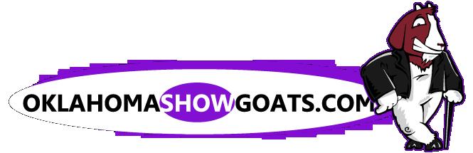 Oklahoma Show Goats | Powered By: YNC